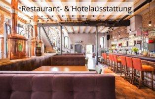 Restaurant- & Hotelausstattung