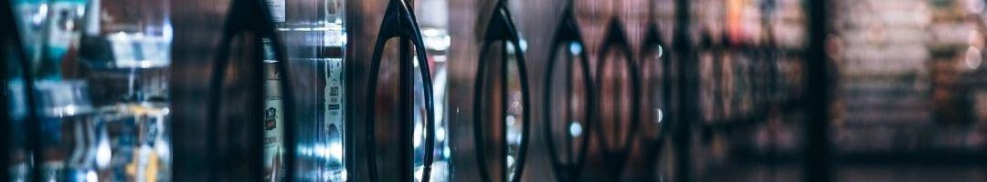 Kühlschränke mit Glastür