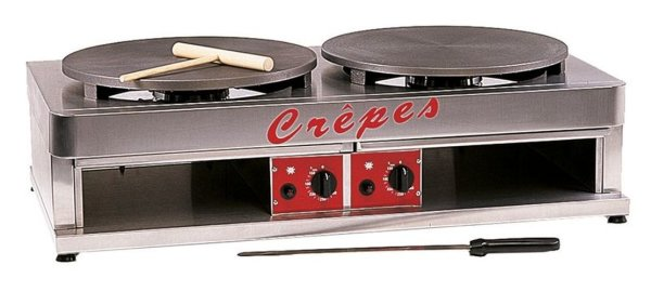 Crepes, Gas 900x480x270 mm