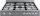 SARO Multifunktionsherd Gas/Gas Modell TS95C71X
