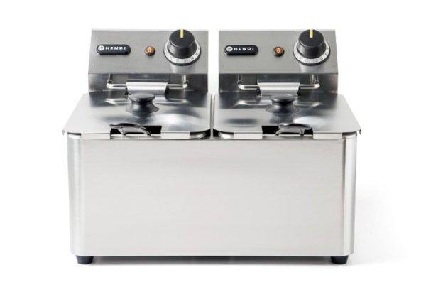 Friteuse Kitchen Line 2x4 L