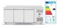 Kühltisch dreitürig Profi Line 420 L