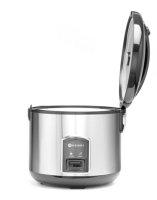 Reiskocher mit Dampfgarfunktion 1,8 l