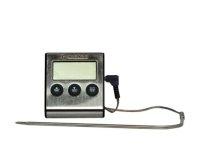 Bratenthermometer mit Timer