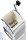 HENDI Ice Crusher verchromte Zinkleg 160x140x(H)270 mm