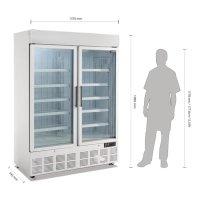 Polar Display Gefrierschrank 920 Liter