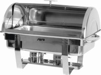 Chafing Dish mit Rolldeckel 1/1 GN Modell DENNIS,...