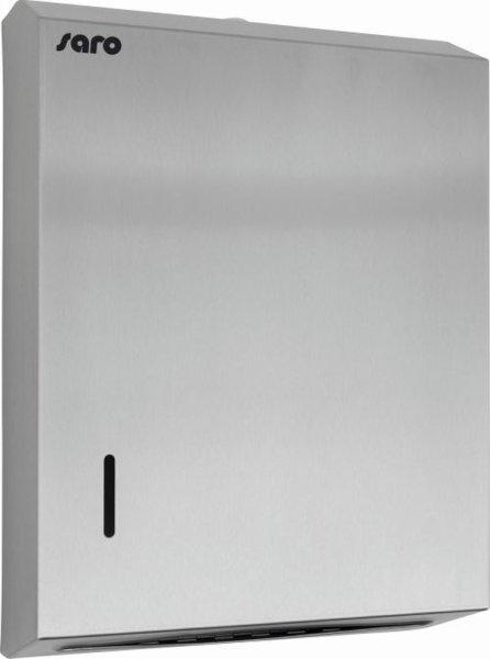 Papiertuchspender Modell HTD, Maße: B 280 x T 102 x H 380