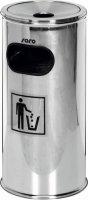 Abfallsammler / Standascher Modell REMCO, Inhalt: 18 Liter