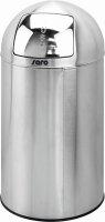 Abfalleimer mit Push-Deckel Modell AD 253, Inhalt: 35 Liter