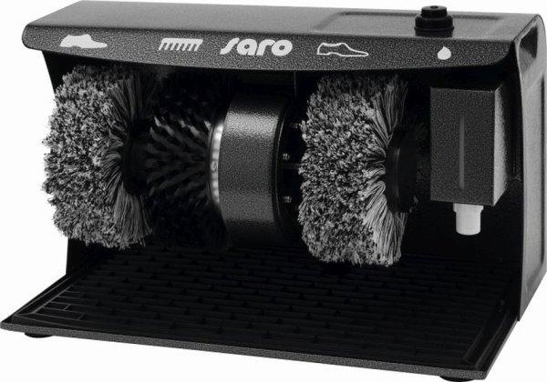 Schuhputzmaschine Modell ESP 006, Maße: B 400 x T 240 x H 258