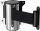 Wandhalterung für Absperrpfosten / Tensatoren Modell PW 2 S, Gurtlänge: 2000 mm