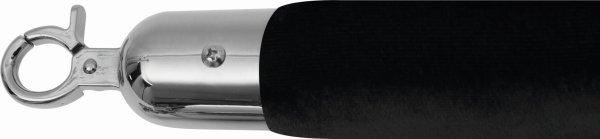 Absperrpfosten Kordel Modell AF 220, Maße: Ø 38 x H 500 mm