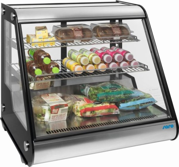 Kühlvitrine Modell SOPHIE 120, Maße: B 700 x T 580 x H 680