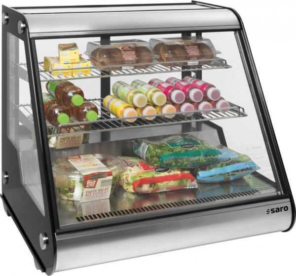 Kühlvitrine Modell SOPHIE 160, Maße: B 875 x T 580 x H 680