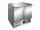 Kühltisch Modell VIVIA S 901 S/S TOP, Maße: B 900 x T 700 x H 870-890