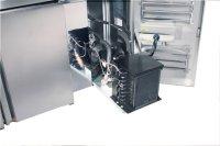 Kühltisch Modell KYLJA 2100 TN, Maße: B 1360 x T 700 x H 890-950