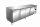Kühltisch Modell KYLJA 4100 TN, Maße: B 2230 x T 700 x H 890-950