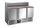 Pizzatisch Modell GIANNI PS 903, Maße: B 1365 x T 700 x H 1090