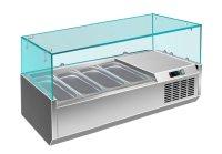 Kühlaufsatz - 1/3 GN Modell VRX 1200 / 380,...