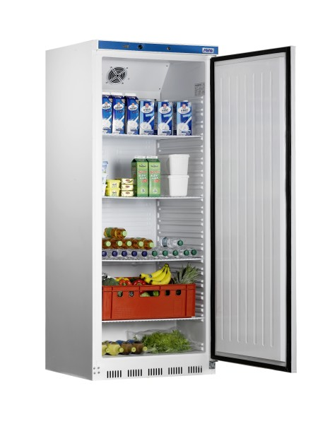 Lagerkühlschrank - weiß Modell HK 600, Maße: B 777 x T 695 x H 1895