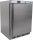 Lagerkühlschrank - Edelstahl Modell HK 200 S/S, Maße: B 600 x T 585 x H 850