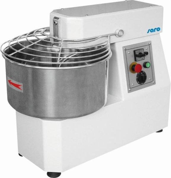 Teigknetmaschine mit Spiralknethaken Modell PK 25, Maße: B 400 x T 720 x H 620