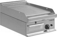 Gas-Griddleplatte Tischmodell E7/KTG1BBR, Maße: B...
