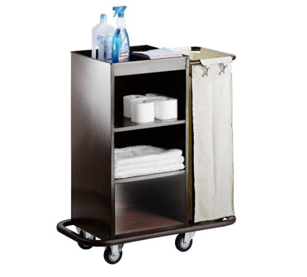Zimmerservicewagen Modell AF 260, Maße: B 920 x T 450 x H 1120