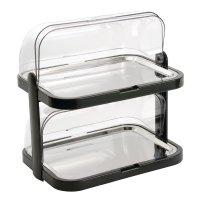 APS Doppelte Kühlplatte mit Rolltop-Deckel