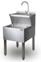 SARO Handwasch- / Ausgussbecken Modell MONA