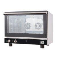 GI Elektro-Heißluftofen 4x GN1/1 oder 600x400mm, 400V