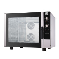 GI Elektro-Heißluftofen 6x GN 1/1 oder 600x400mm, 400V
