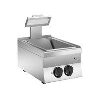 Pommes frites Erwärmungsmaschine elektrisch 40 cm,...