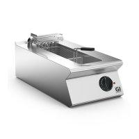 GI 700 HP Elektro-Fritteuse 10 Liter, 40cm
