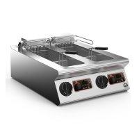 GI 700 HP Elektro-Fritteuse 10+10 Liter digital regelbar,...