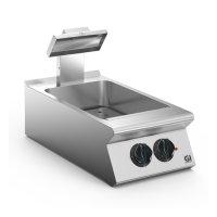 GI 700 HP Pommes frites Erwärmungsgerät, 40cm
