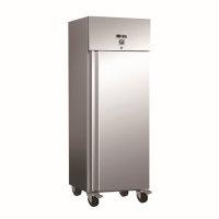 GI Edelstahl 600 Liter Gefrierschrank, Umluftkühlung