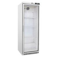 GI Kühlschränk aus weißem Stahl mit...