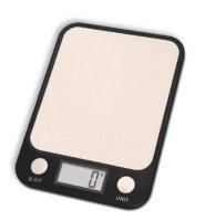 SARO Küchenwaage digital Edelstahl Platte 5kg 4797